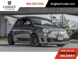 Used 2013 Fiat 500 Abarth  Manual / Bluetooth / Low KM / Single Owner for sale in Surrey, BC