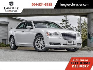Used 2014 Chrysler 300 SEDAN AWD  Accident Free / AWD / Loaded W/Options for sale in Surrey, BC