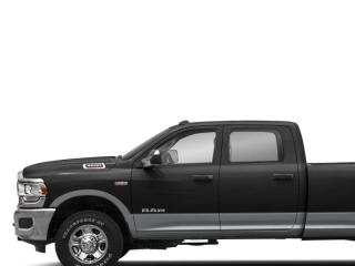 New 2020 RAM 3500 Laramie  - Night Edition - Leather Seats for sale in Surrey, BC