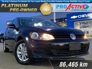 Used 2016 Volkswagen Golf for sale in Rosetown, SK