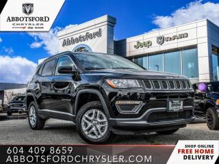 Used 2020 Jeep Compass Sport  - $188 B/W for sale in Abbotsford, BC