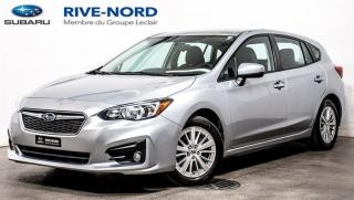 Used 2017 Subaru Impreza Touring MAGS+CAM.RECUL+SIEGES.CHAUFFANTS for sale in Boisbriand, QC