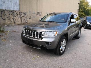 Used 2011 Jeep Grand Cherokee Overland for sale in Scarborough, ON