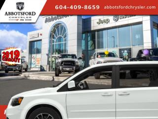 New 2019 Dodge Grand Caravan SXT Premium Plus  - Leather Seats for sale in Abbotsford, BC