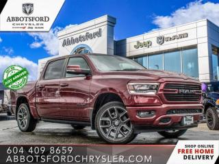 Used 2019 RAM 1500 Sport  - One owner - Local -  - Air - $452 B/W for sale in Abbotsford, BC