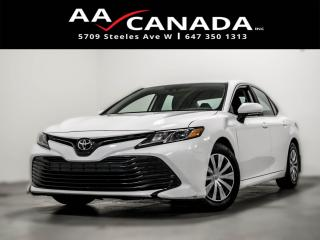Used 2019 Toyota Camry LE for sale in North York, ON