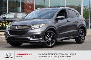 Used 2020 Honda HR-V SPORT COMME NEUF 3000KM AWD TOIT MAGS 3000KM for sale in Lachine, QC
