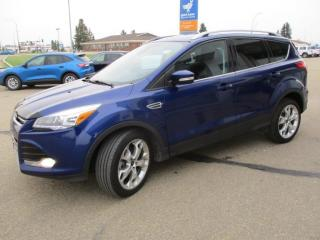 Used 2014 Ford Escape Titanium for sale in Wetaskiwin, AB