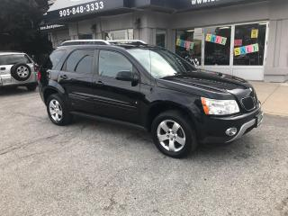 Used 2006 Pontiac Torrent for sale in Mississauga, ON