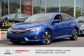 Used 2016 Honda Civic EX-T 1.5L TURBO BAS KM TOIT AUTO TOIT MAGS TURBO for sale in Lachine, QC