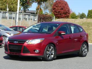 Used 2014 Ford Focus SE HATCHBACK JAMAIS ACCIDENTE! for sale in St-Georges, QC