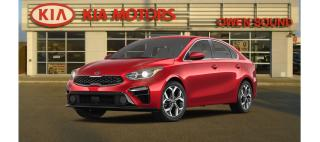 New 2021 Kia Forte EX for sale in Owen Sound, ON
