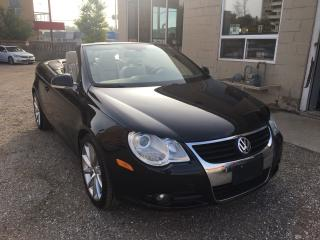 Used 2007 Volkswagen Eos 2.0T for sale in Waterloo, ON