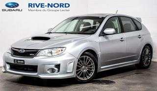 Used 2012 Subaru Impreza WRX MAGS+SIEGES.CHAUFFANTS for sale in Boisbriand, QC