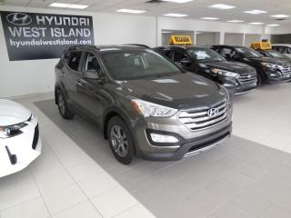 Used 2013 Hyundai Santa Fe Sport 2,0T PREMIUM AWD AUTO MAGS A/C CRUISE BT for sale in Dorval, QC