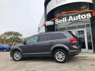 Used 2016 Dodge Journey SXT 4dr FWD Sport Utility for sale in Winnipeg, MB
