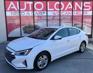 Used 2020 Hyundai Elantra Preferred for sale in Toronto, ON