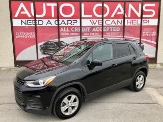 Used 2017 Chevrolet Trax LT-ALL CREDIT ACCEPTED for sale in Toronto, ON