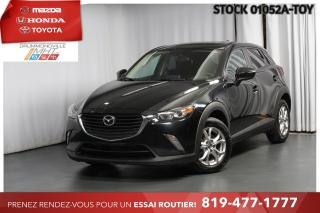 Used 2016 Mazda CX-3 GS| INTÉGRALE| BAS KILO for sale in Drummondville, QC