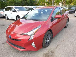 Used 2016 Toyota Prius TECHNOLOGY for sale in Brampton, ON
