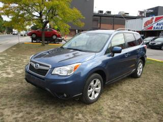 Used 2014 Subaru Forester ~ AWD ~ BACK UP CAMERA ~ ACCIDENT FREE ~ LOW KM for sale in Toronto, ON