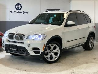 Used 2012 BMW X5 35D|NAV|BACK UP|PANO ROOF|1 OWNER|ACCIDENT FREE| for sale in Oakville, ON