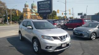 Used 2015 Nissan Rogue SV AWD Tech Package 7 Passenger for sale in Windsor, ON