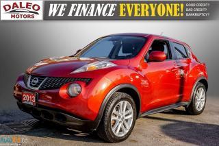Used 2013 Nissan Juke SV / TUBRO / BUCKET SEATS / POWER OUTLET for sale in Hamilton, ON