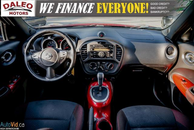 2013 Nissan Juke SV / TUBRO / BUCKET SEATS / POWER OUTLET Photo10