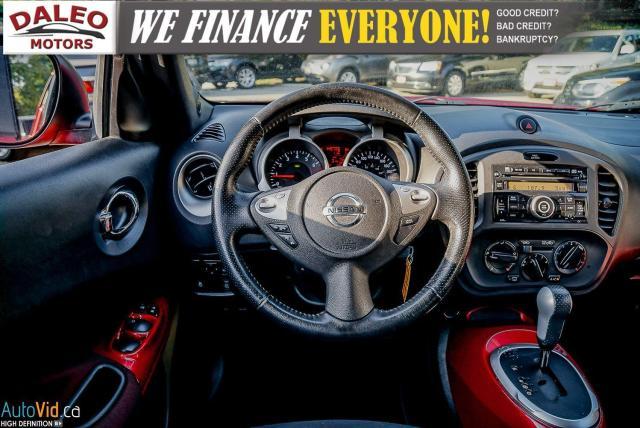 2013 Nissan Juke SV / TUBRO / BUCKET SEATS / POWER OUTLET Photo11