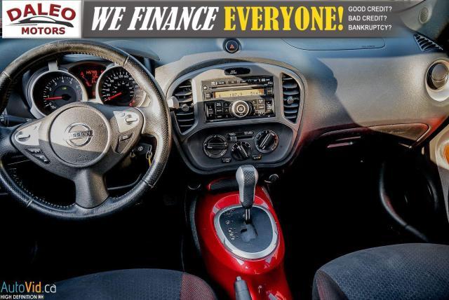 2013 Nissan Juke SV / TUBRO / BUCKET SEATS / POWER OUTLET Photo12