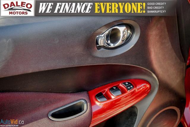 2013 Nissan Juke SV / TUBRO / BUCKET SEATS / POWER OUTLET Photo13