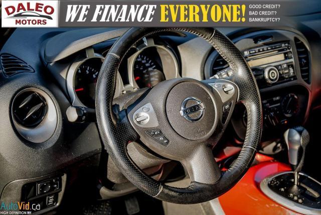 2013 Nissan Juke SV / TUBRO / BUCKET SEATS / POWER OUTLET Photo14