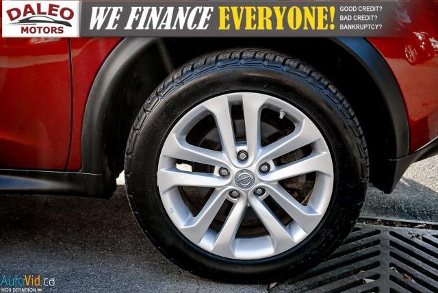 2013 Nissan Juke SV / TUBRO / BUCKET SEATS / POWER OUTLET Photo20