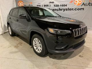 New 2021 Jeep Cherokee Sport for sale in Peace River, AB