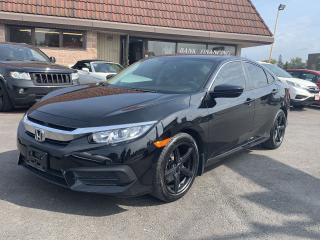 Used 2017 Honda Civic LX for sale in Cobourg, ON