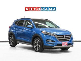 Used 2017 Hyundai Tucson SE AWD Leather Sunroof backup camera for sale in Toronto, ON