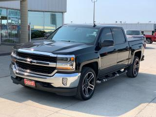 Used 2017 Chevrolet Silverado 1500 LT for sale in Tilbury, ON