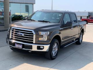 Used 2016 Ford F-150 XLT for sale in Tilbury, ON