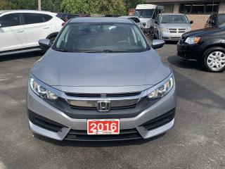 Used 2016 Honda Civic LX for sale in Cobourg, ON