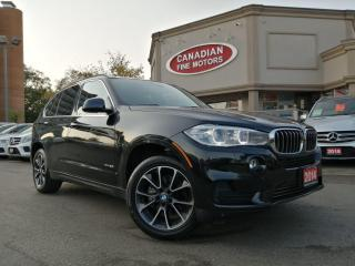 Used 2014 BMW X5 CLEAN CARFAX | NAVI | CAM | ROOF | H.U.D | for sale in Scarborough, ON