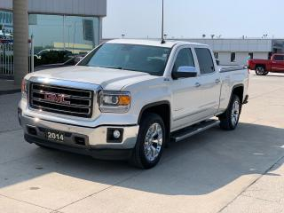 Used 2014 GMC Sierra 1500 SLT for sale in Tilbury, ON