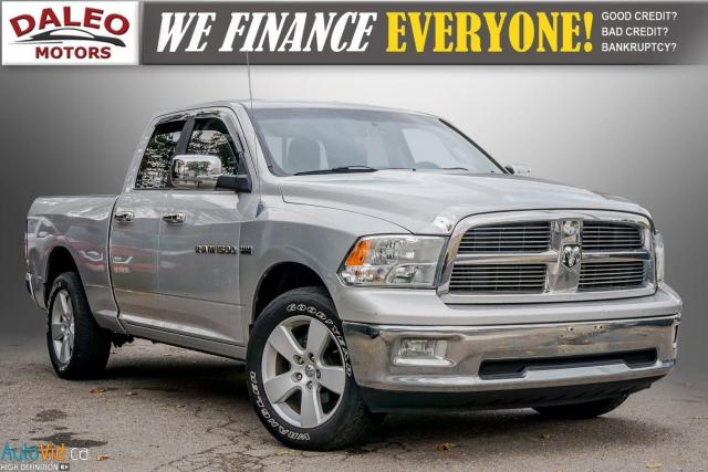 2012 RAM 1500 SLT / 5 PASSENGERS / POWER SEAT / TRAILER HITCH /