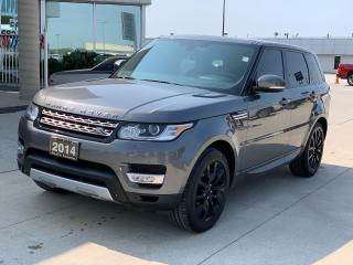 Used 2014 Land Rover Range Rover Sport HSE for sale in Tilbury, ON
