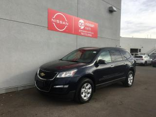 Used 2016 Chevrolet Traverse LS 4dr AWD 4 Door for sale in Edmonton, AB