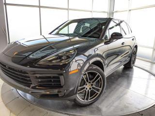 New 2020 Porsche Cayenne for sale in Edmonton, AB