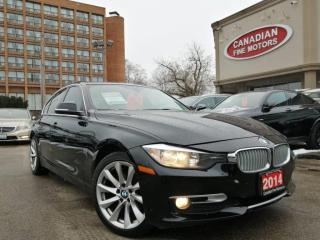 Used 2014 BMW 320i xDrive CLEAN CARFAX  SUNROOF  4 EXTRA NEW WINTER TIRES for sale in Scarborough, ON