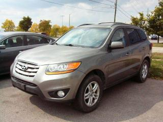 Used 2011 Hyundai Santa Fe GL for sale in Georgetown, ON