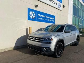Used 2018 Volkswagen Atlas HIGHLINE W/ BENCH SEATS + 20