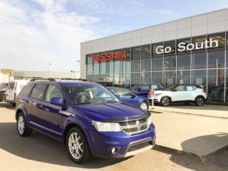 Used 2012 Dodge Journey SXT, 7 PASSANGER, AUTO for sale in Edmonton, AB